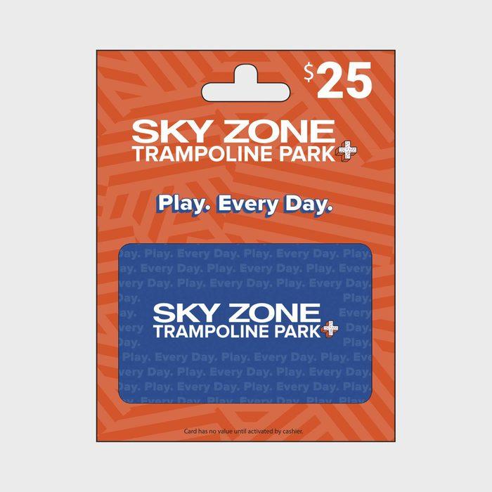 Skyzone Trampoline Park Gift Card Via Amazon.com