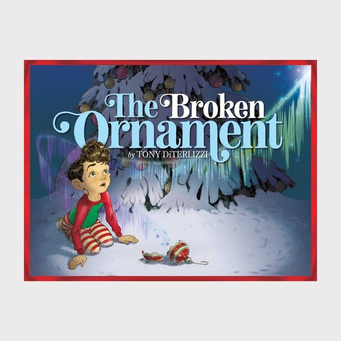 The Broken Ornament By Tony Diterlizzi Via Amazon