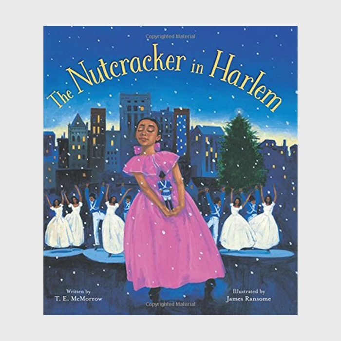 The Nutcracker In Harlemby T. E. Mcmorrow And Illustrated Byjames Ransome Via Amazon