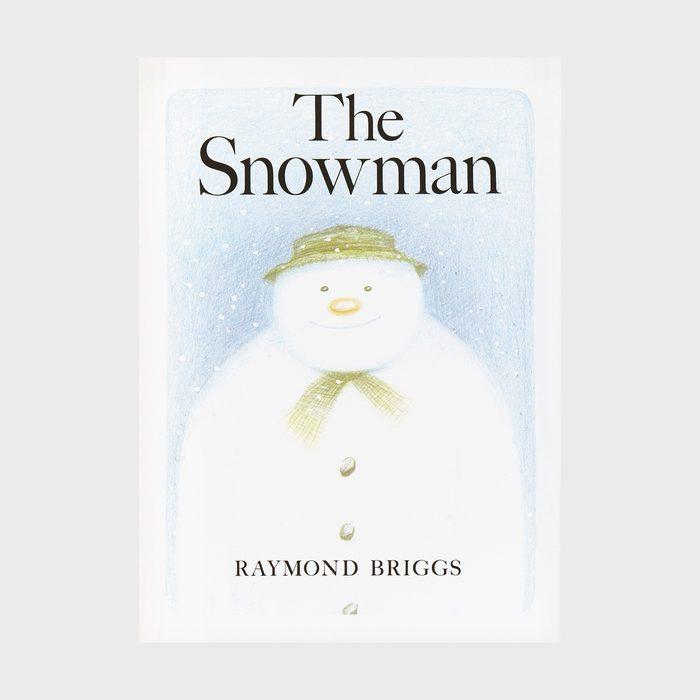 The Snowman By Raymond Briggs Via Amazon