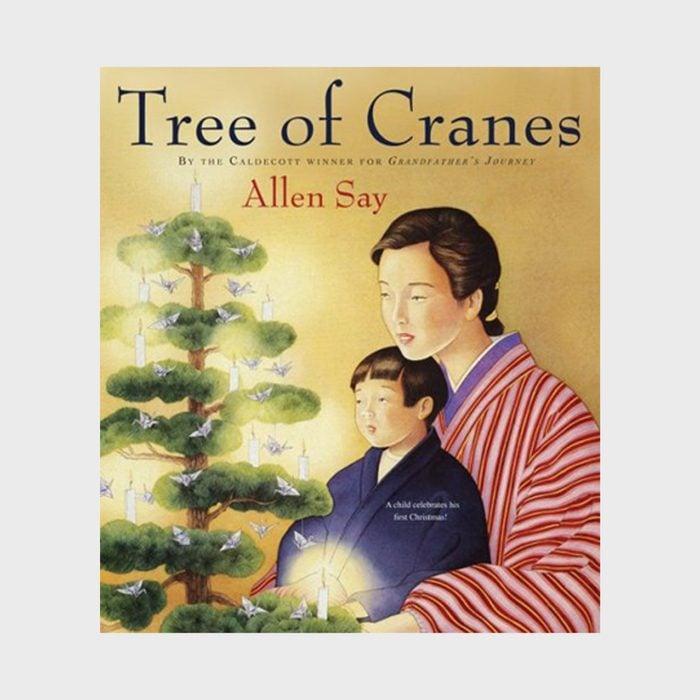 Tree Of Cranes By Allen Say Via Amazon