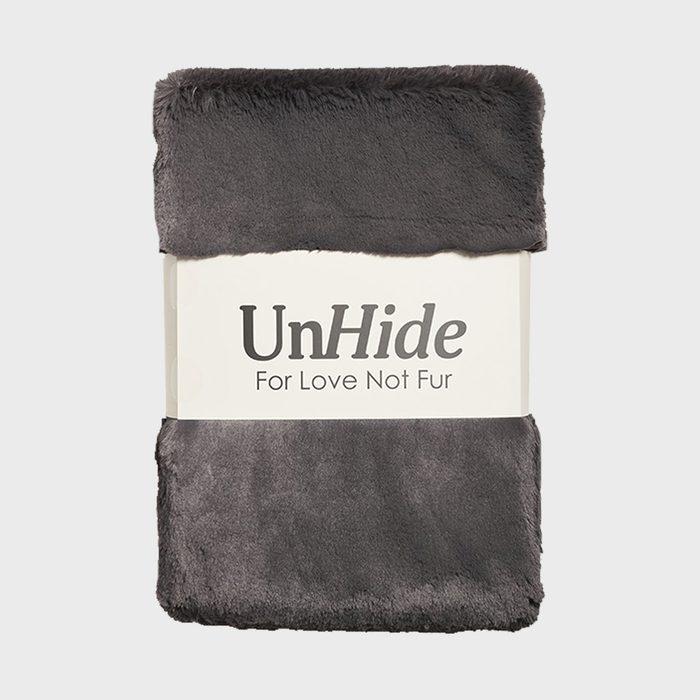 Unhide Marshmallow Blanket