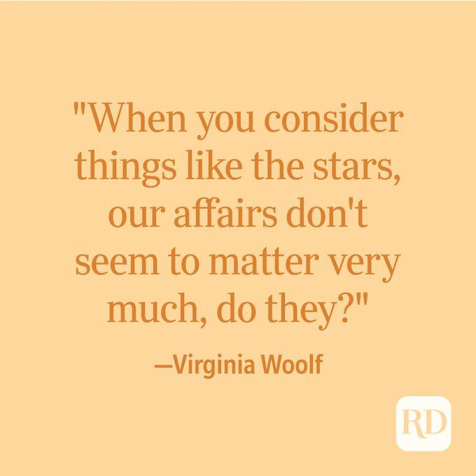 Virginia Woolf Spiritual Quote