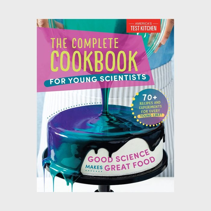 America's Test Kitchen The Complete Cookbook For Young Scientists Via Amazon.com