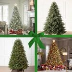 15 Best Artificial Christmas Trees That Are Beautiful (and Look Completely Real)