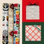 The Cutest Christmas Gift Wrapping Paper to Stock Up on Now