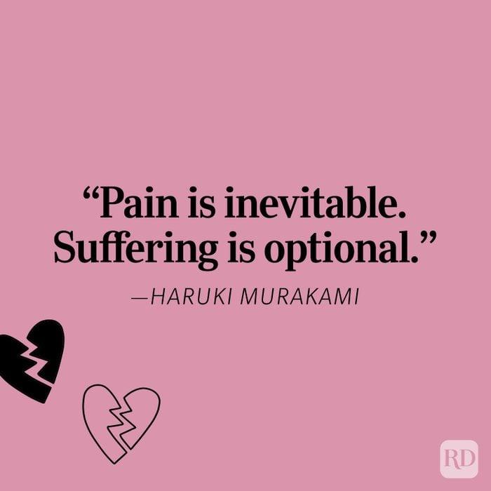Haruki Murakami Heartbreak Quote