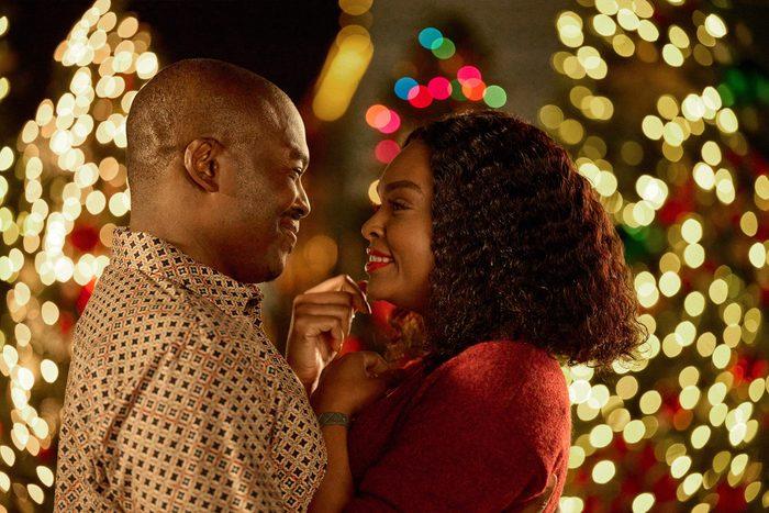 Kirk Franklin's A Gospel Christmas Movie Courtesy A+e Networks