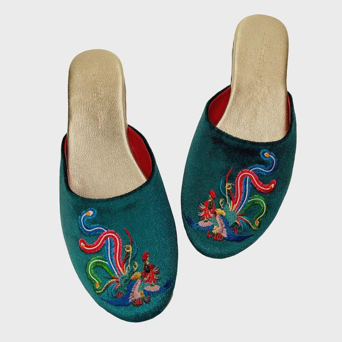 Mule Slippers Via Shopno19