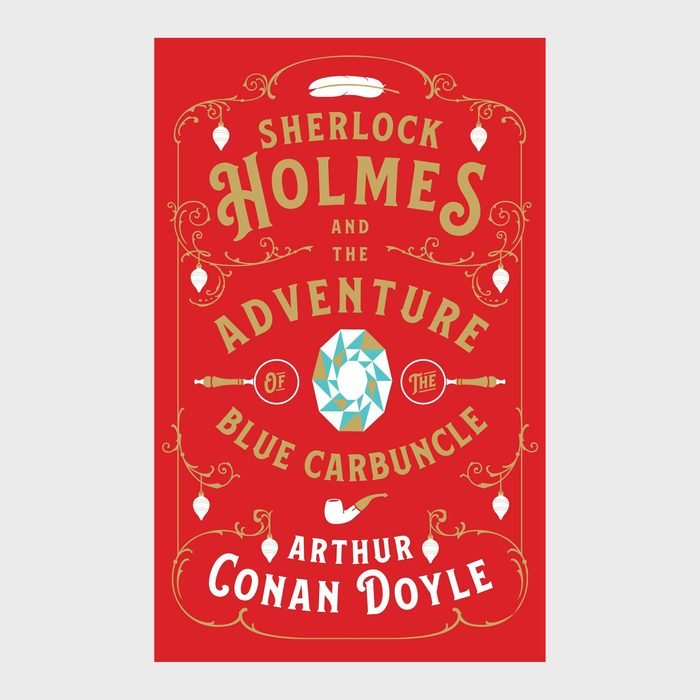 The Adventure of the Blue Carbuncleby Sir Arthur Conan Doyle