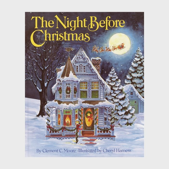 The Night Before Christmas Via Amazon