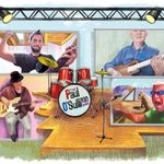 Here's How a Group of Strangers With the Same Name Started a Virtual Band—And Friendships to Last a Lifetime