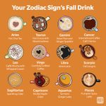 This Is Your Favorite Fall Drink, Based on Your Zodiac Sign