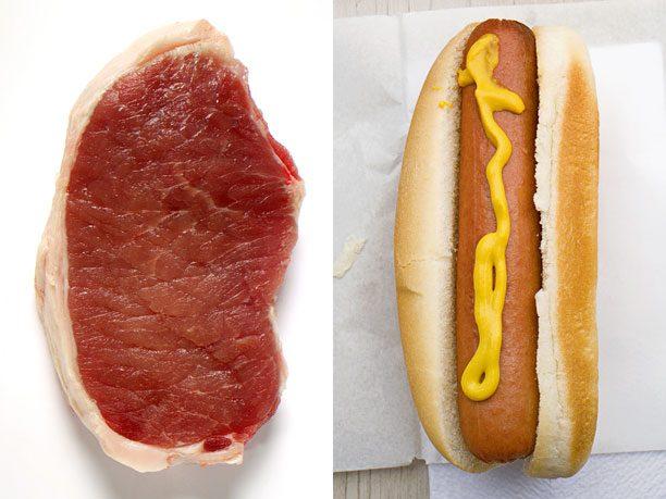 Franks Vs Hot Dogs