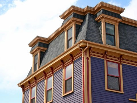4  Highlight Detail Carefully10 Ways to Increase Home Value with Exterior Paint   Reader s Digest. Exterior Painting Pictures Of Homes. Home Design Ideas