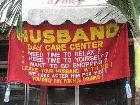 These 12 Funniest Hoarding You Will Come Across While Travelling Only In India 4