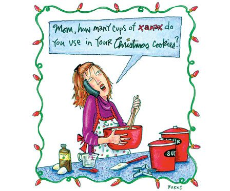 Christmas Cartoons For A Yuletide Laugh Reader S Digest
