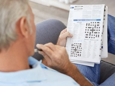 Can A Crossword Puzzle Day Keep Dementia Away