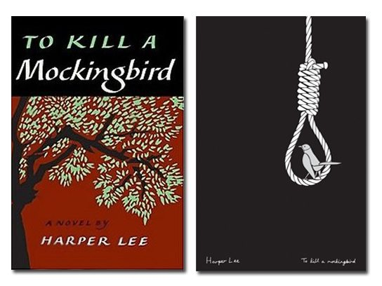 Classic Book Cover Ups : Classic book covers that got much needed revamps reader