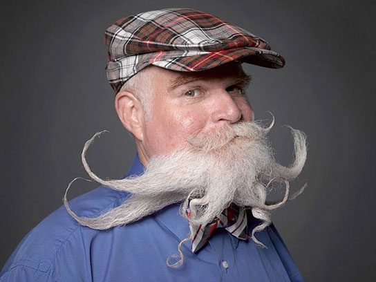 Funny Facial Hair Styles: How to Rock Them | Reader's Digest