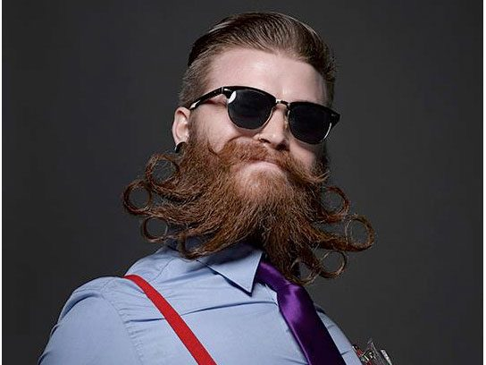 Amazing Funny Facial Hair Styles How To Rock Them Reader39S Digest Short Hairstyles For Black Women Fulllsitofus