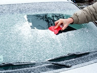 Image result for frozen car window