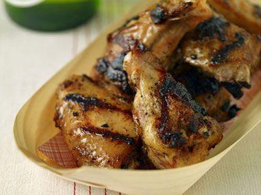 Easy mild chicken wing recipes