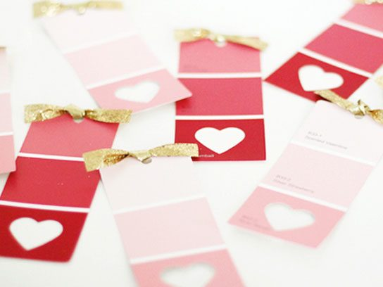 Howto 6 Creative Homemade Valentines Day Cards – Easy Homemade Valentines Day Cards