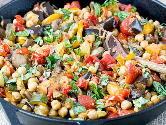 Vegetarian recipes eggplant easy