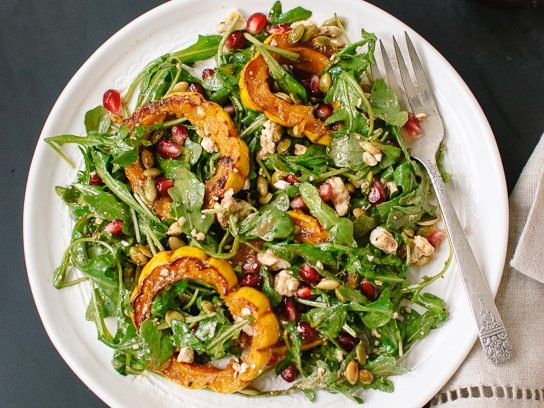 Good and easy salad recipes