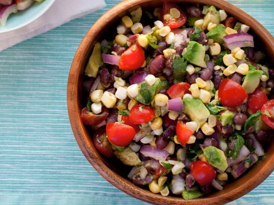 Quick and easy lunch salad recipes