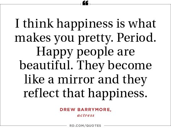 26 Secrets of Happiness: Quotable Quotes   Reader's Digest