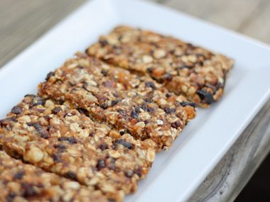 king of fruits healthy fruit and nut bar recipe