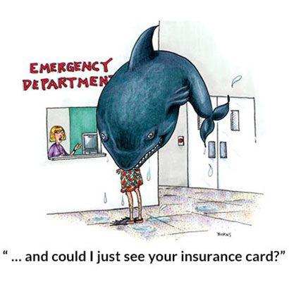 Image result for medical cartoon readers digest