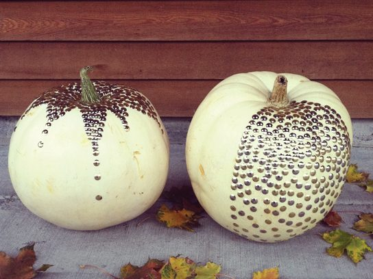 punky pumpkin - Pumpkin Decoration