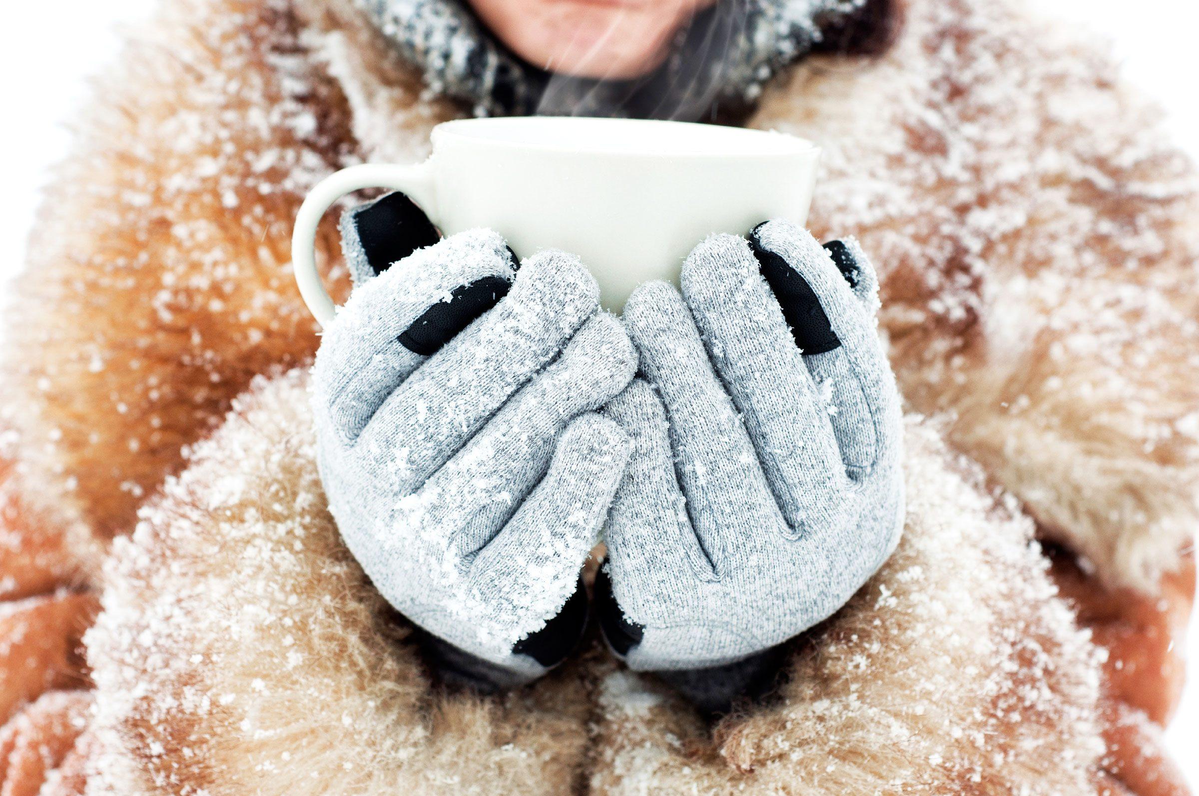 Make Yourself Warmer Cold Weather Tricks Reader S Digest