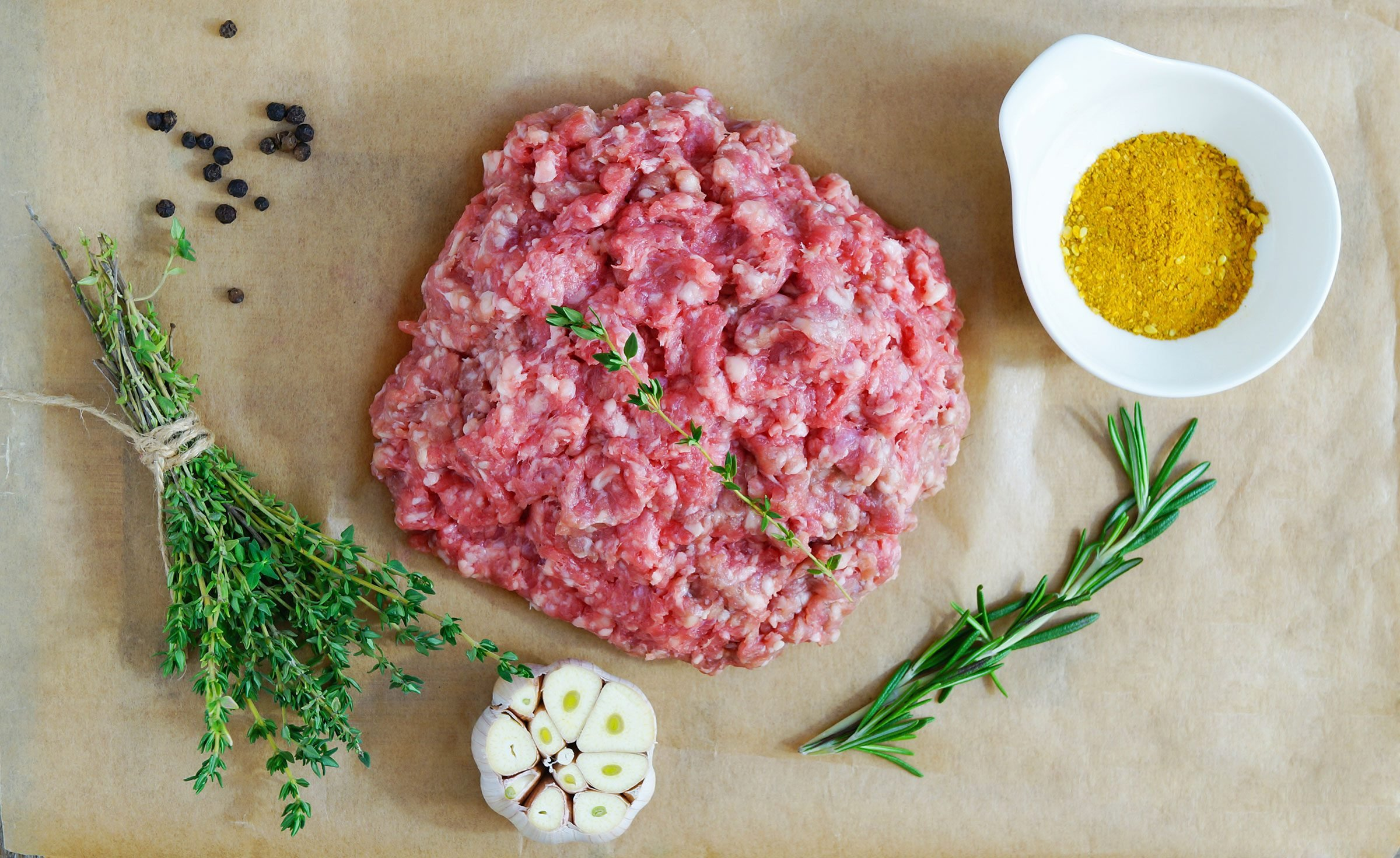Go for ground sirloin, the leanest ground beef.