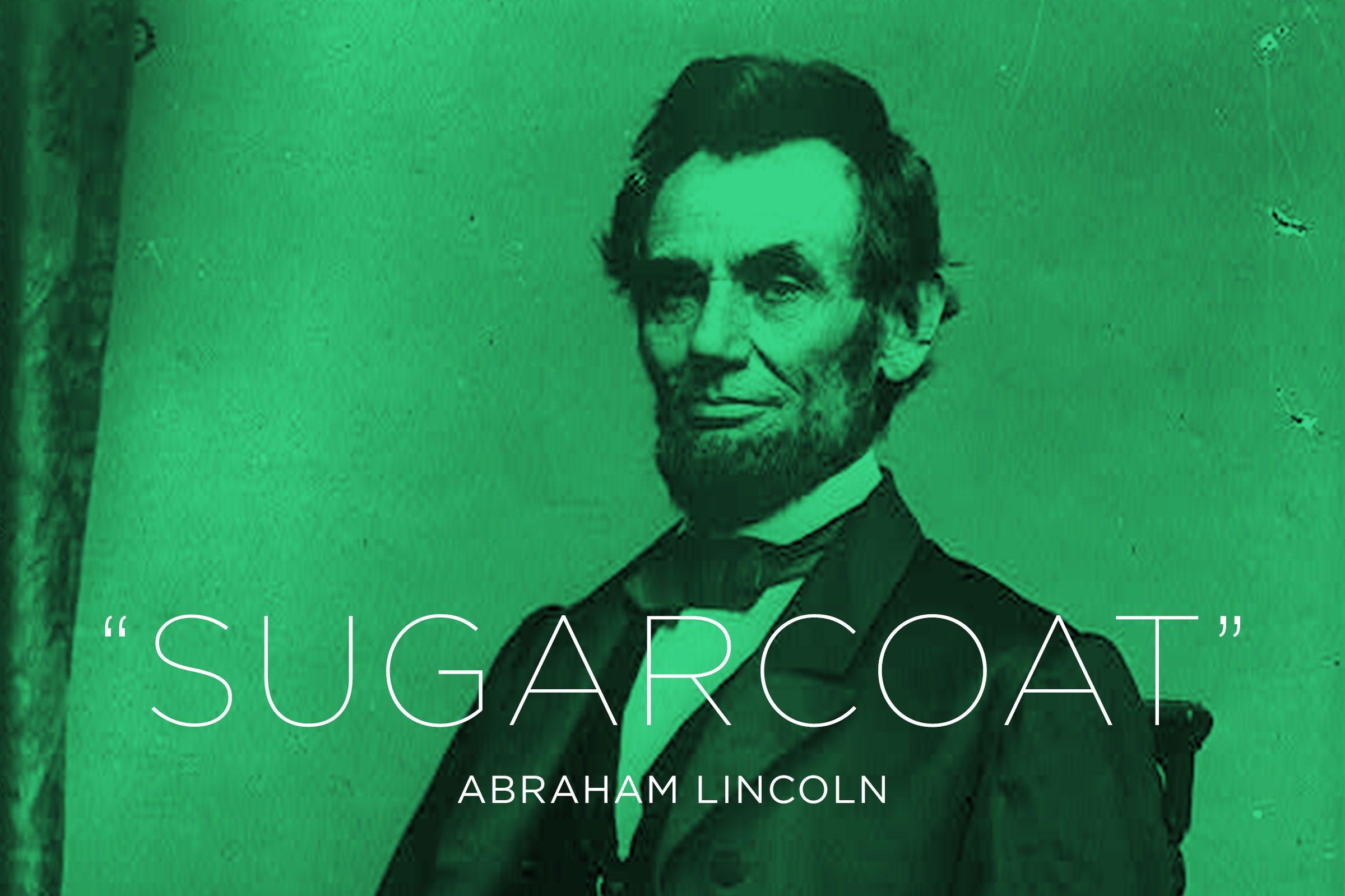 """Sugarcoat"""