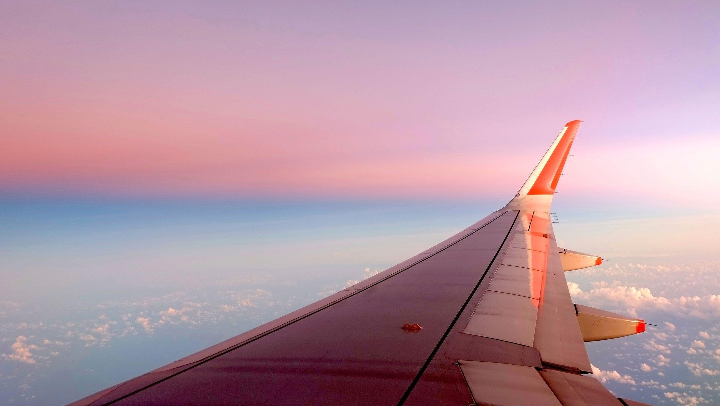 If you're a nervous flier, book a morning flight.
