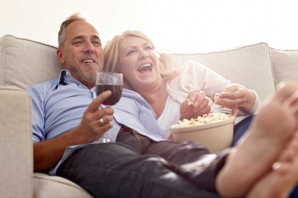 creative romantic ideas watch movies
