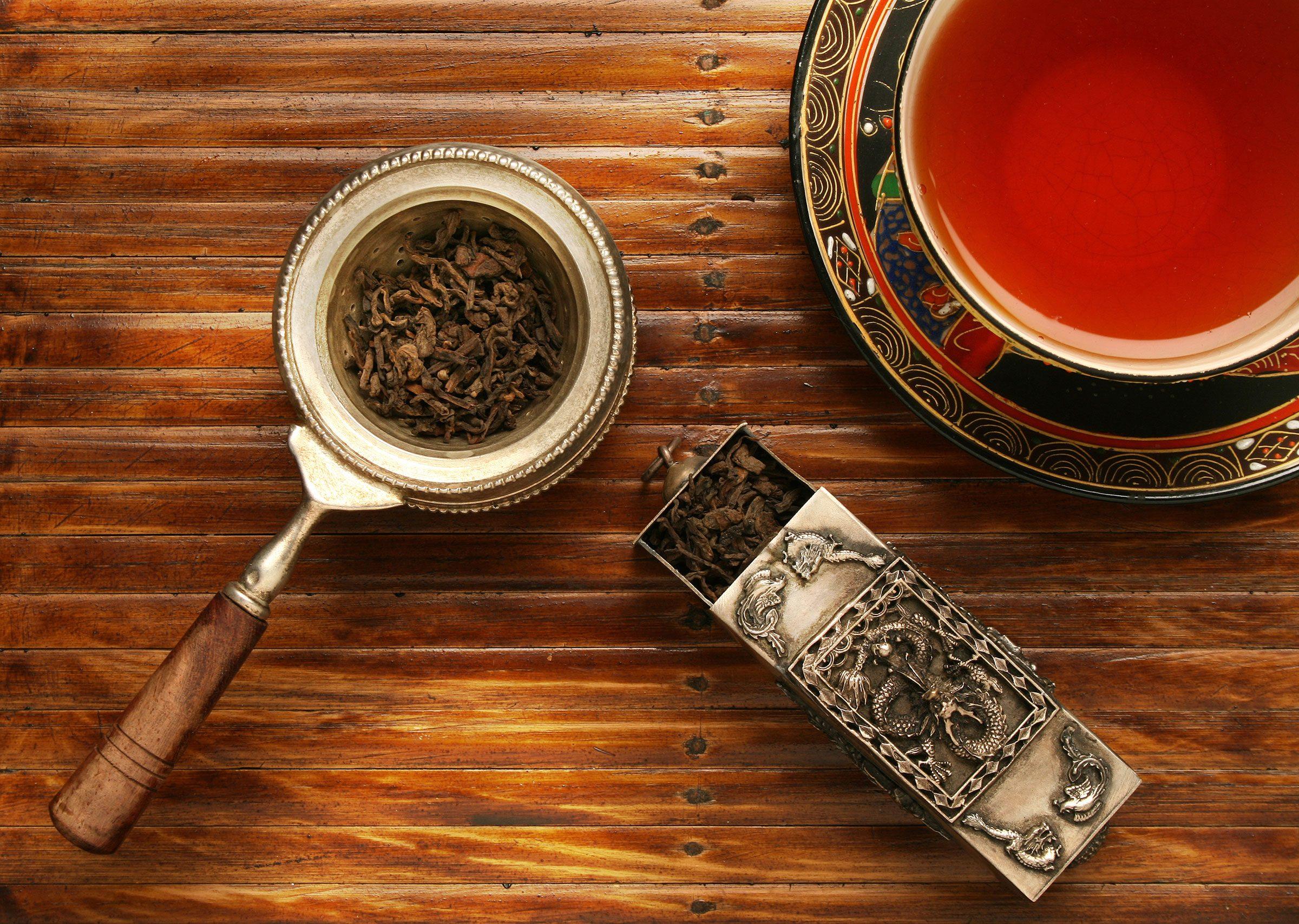 2. Black Tea