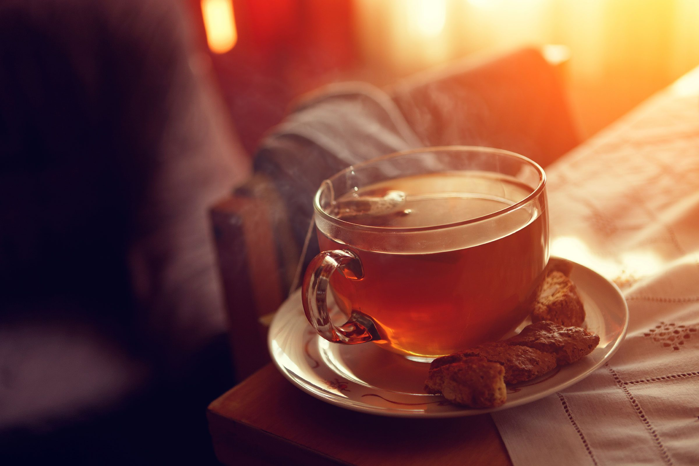 Toothache remedy: Soothe with tea