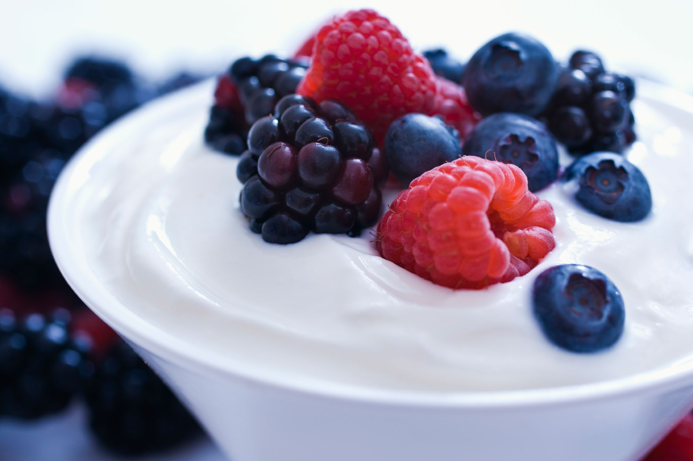 Yogurt Reduces Discomfort from an Upset Stomach