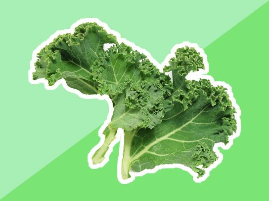 Kale and Other Cruciferous Veggies