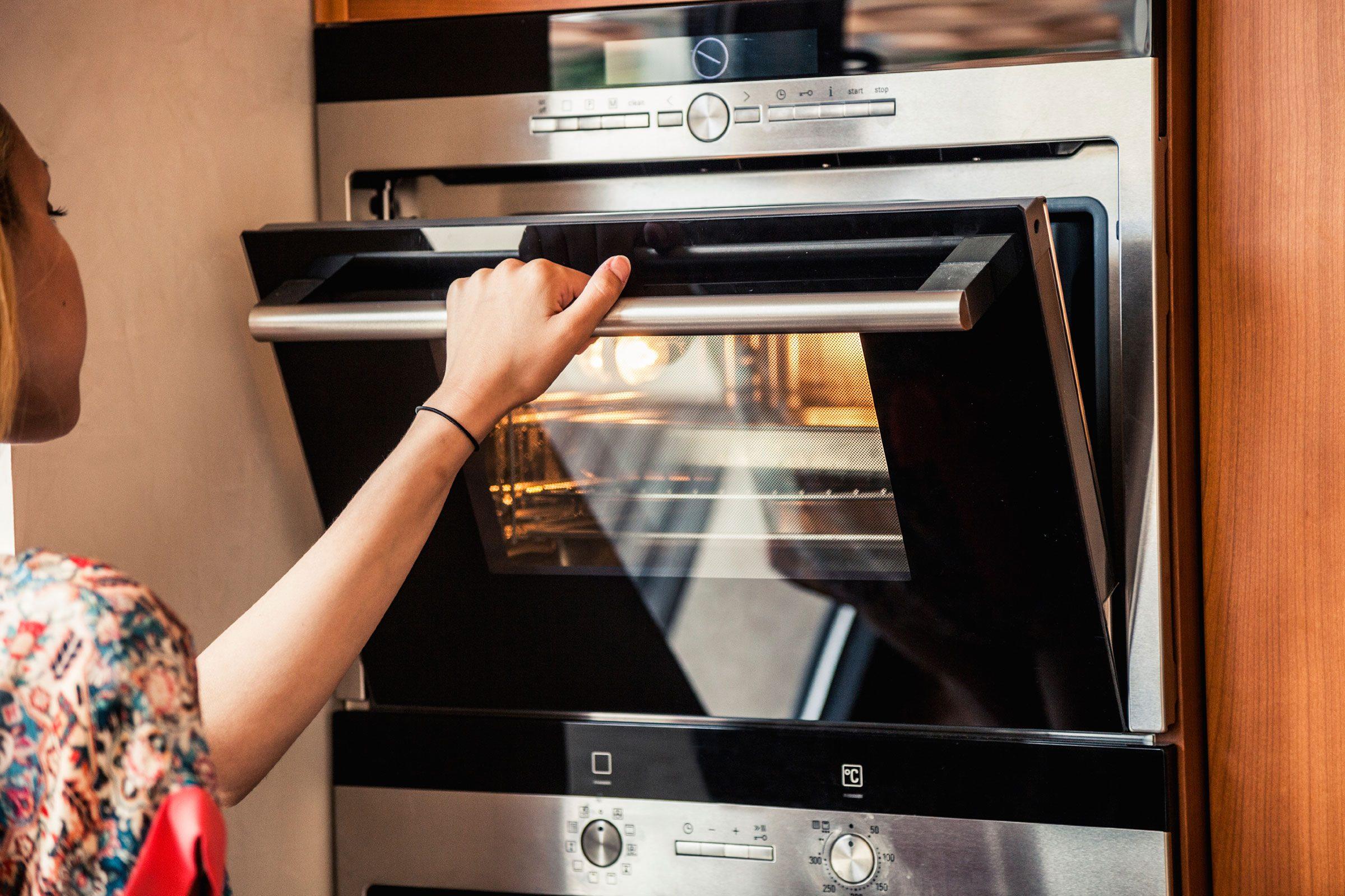10. Never open the door when baking a souffle.