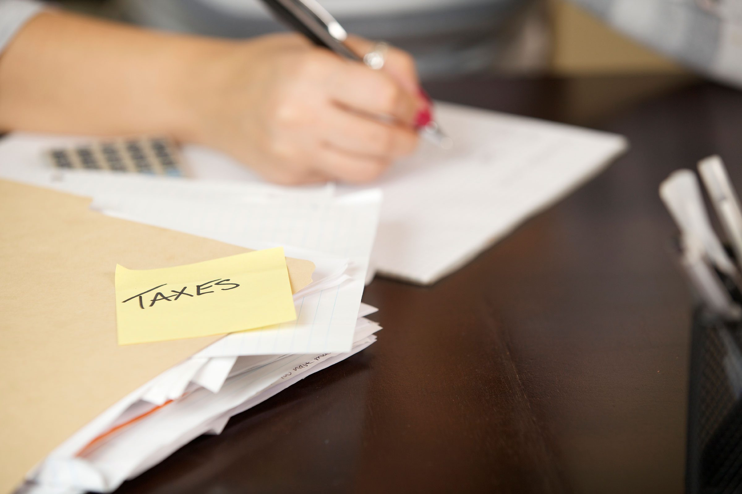 Things Your Tax Accountant Won't Tell You for Free | Reader's Digest