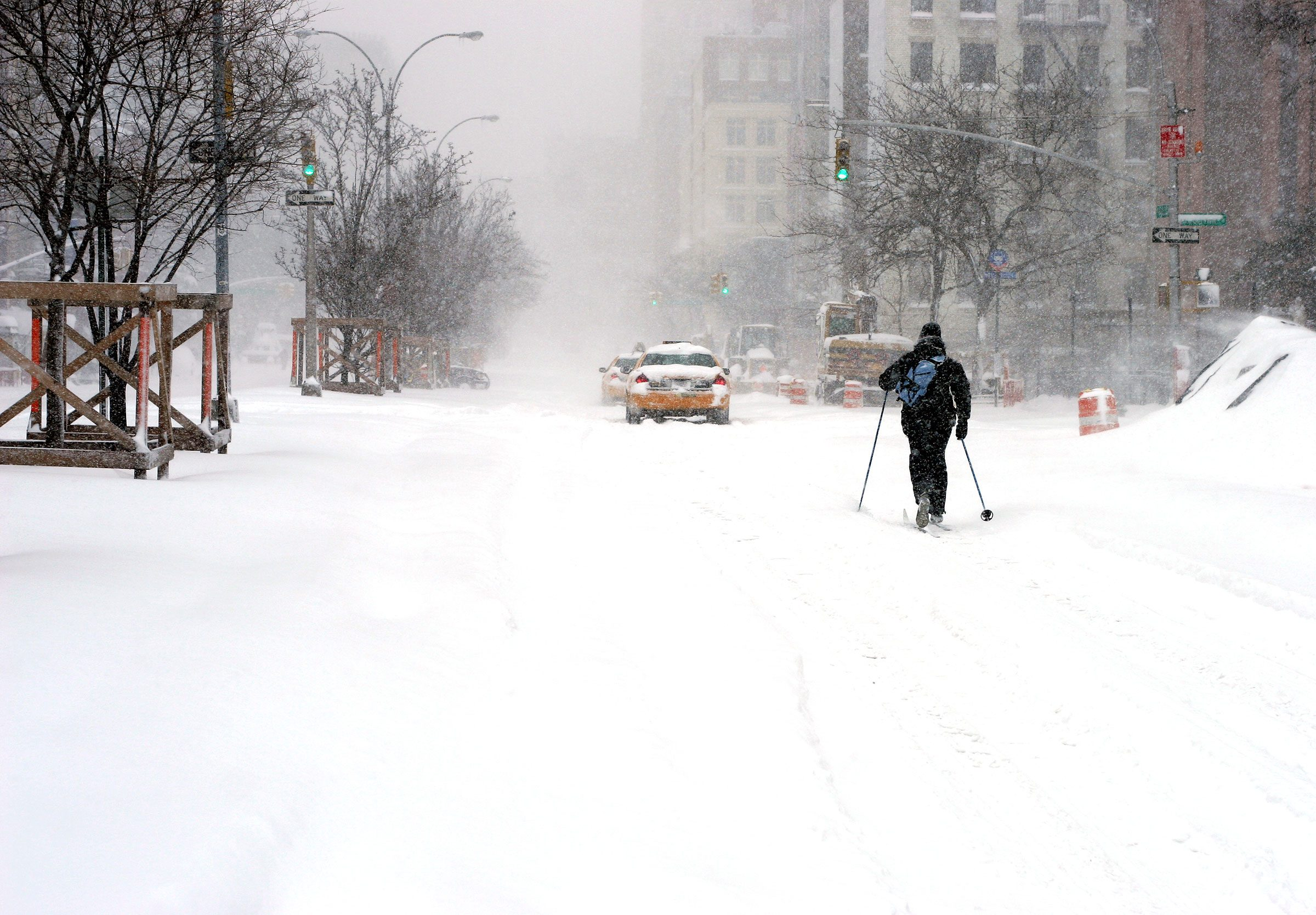 funny snow storm wallpaper - photo #10