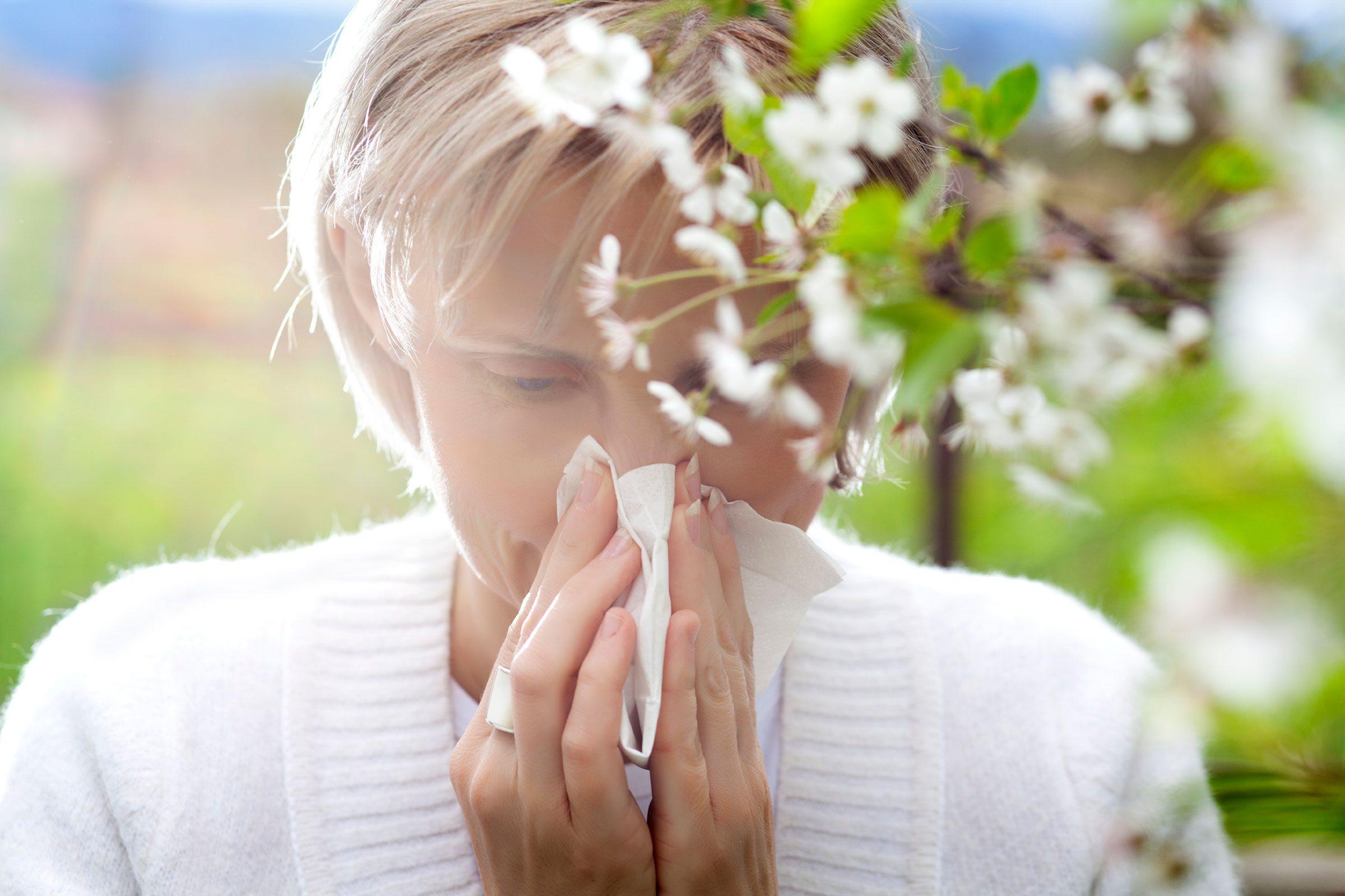 Natural Remedies Allergies Seasonal