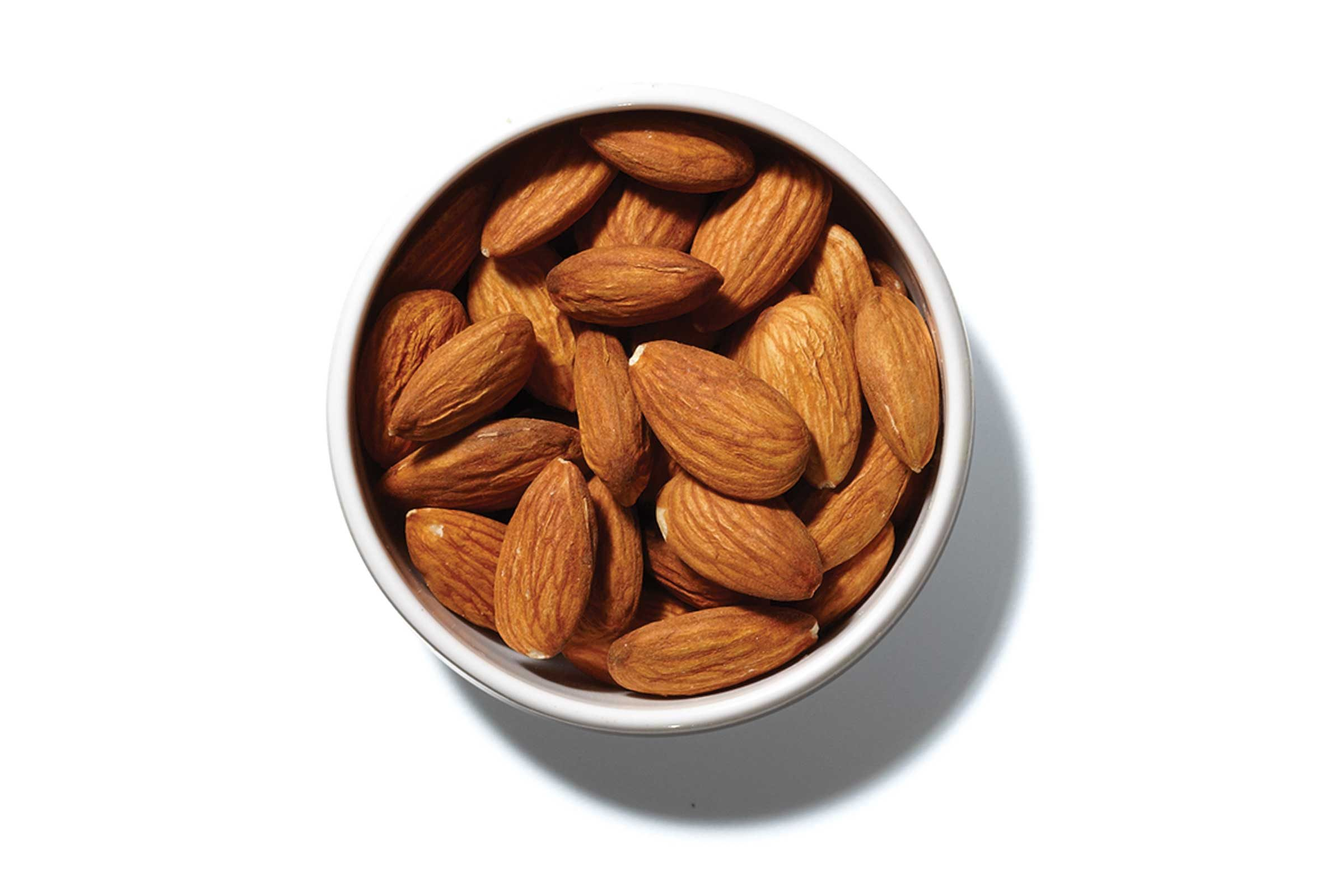 Almonds Relieve Pain