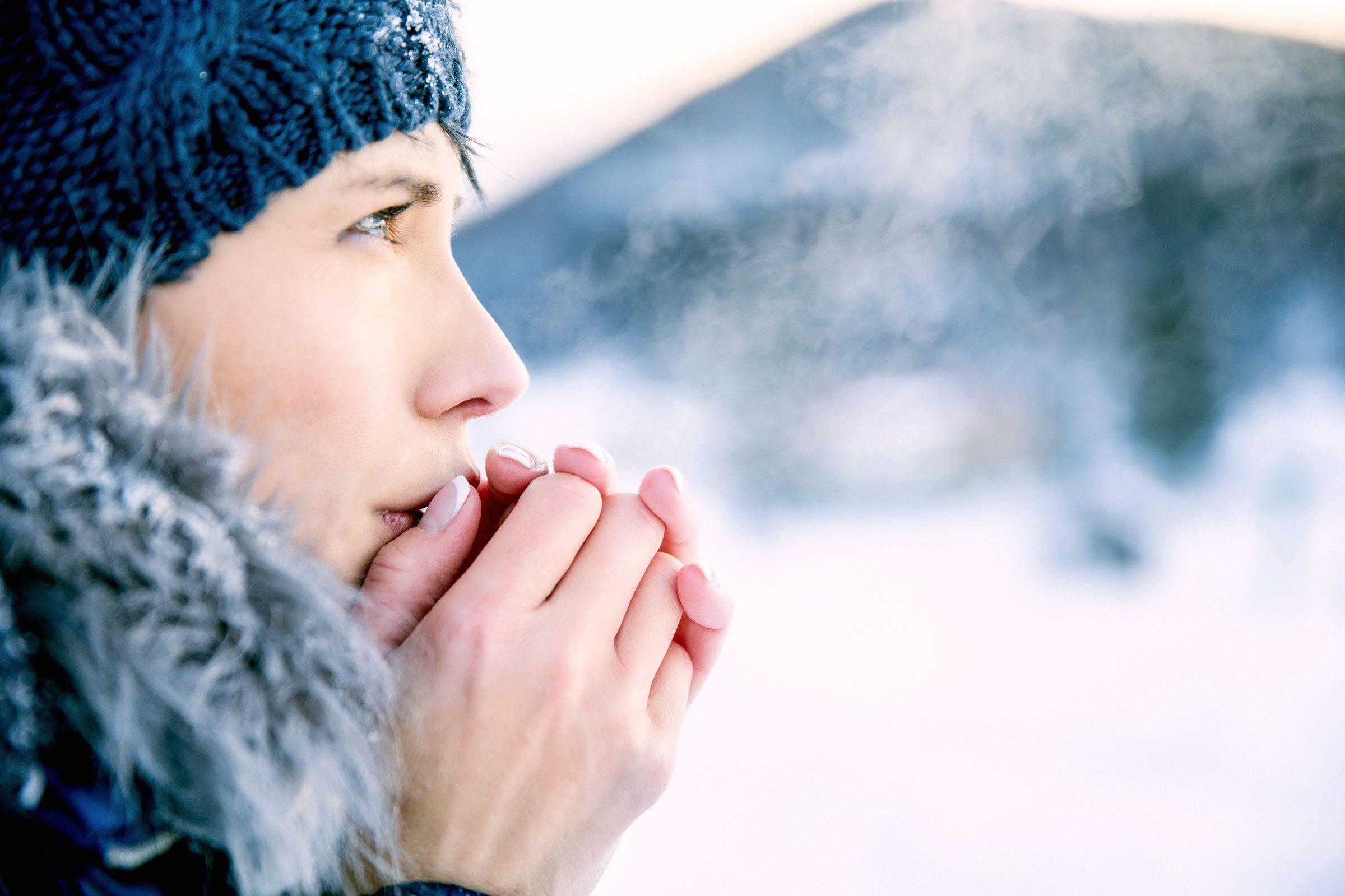 How come women always seem colder than men?
